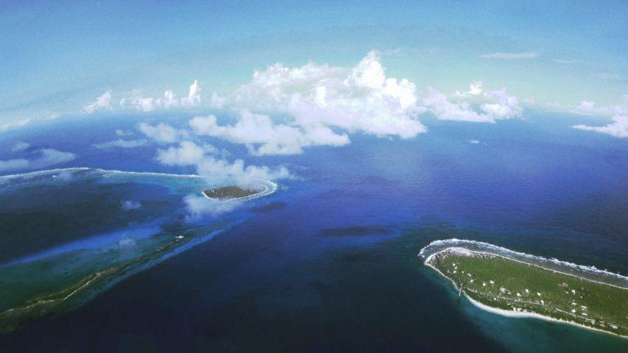 landscapes tropical islands tropical island wallpaper
