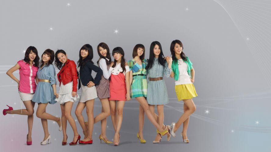 women Girls Generation SNSD celebrity high heels Seohyun singers Jessica Jung Kim Taeyeon Kwon Yuri Im YoonA Kim Hyoyeon Choi Sooyoung Lee Soon Kyu Tiffany Hwang wallpaper