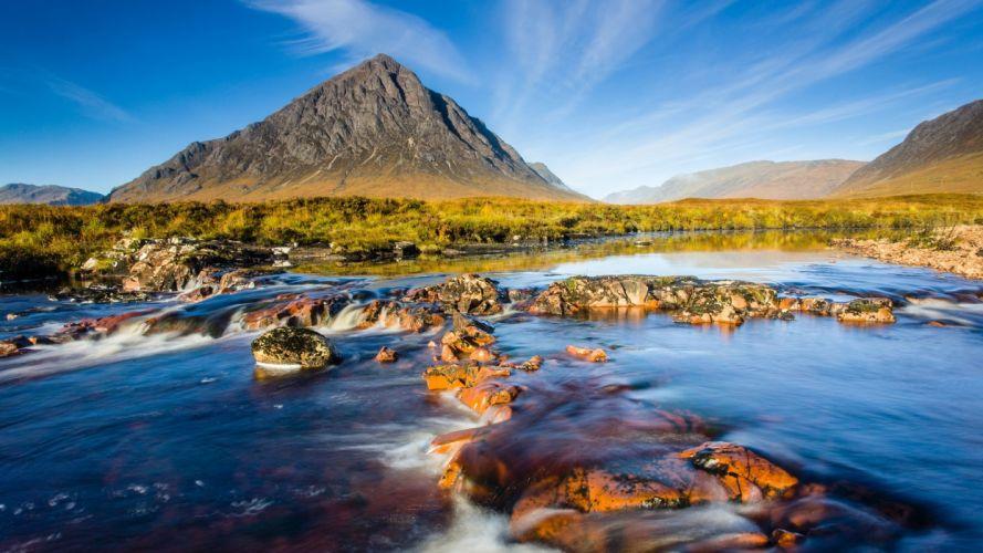 water landscapes nature wallpaper