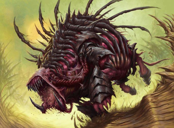 Magic Gathering Monsters Fantasy wallpaper