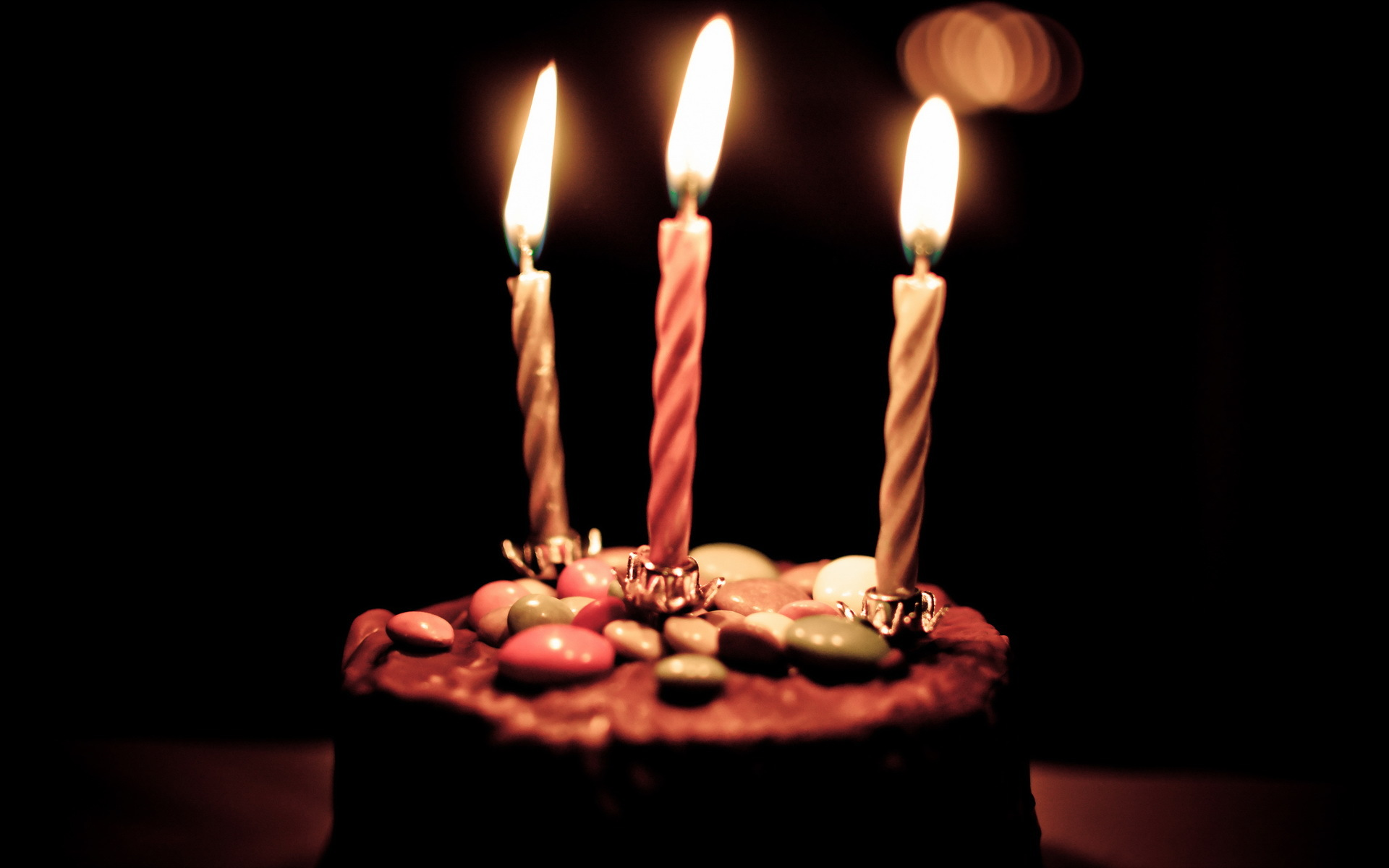 Candles Cake Birthday wallpaper 1920x1200 183371 ...