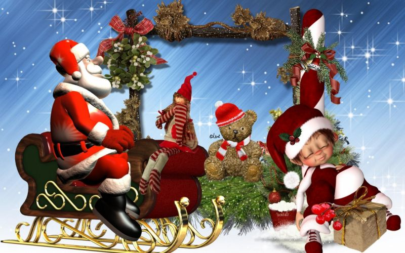 Christmas fq wallpaper