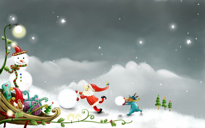 christmas dy wallpaper