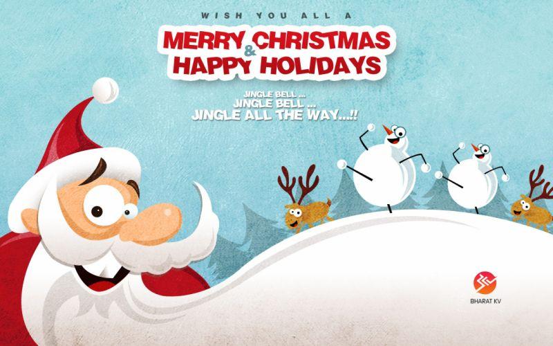 Joyeux Noel d wallpaper