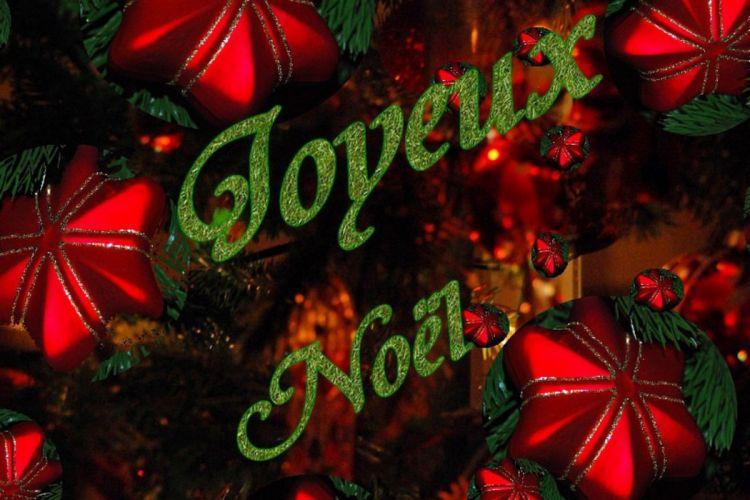 Joyeux Noel ei wallpaper