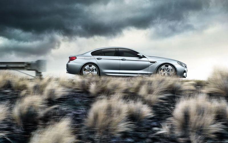 cars GRAN COUPE automobile bmw M6 Gran Coupe wallpaper