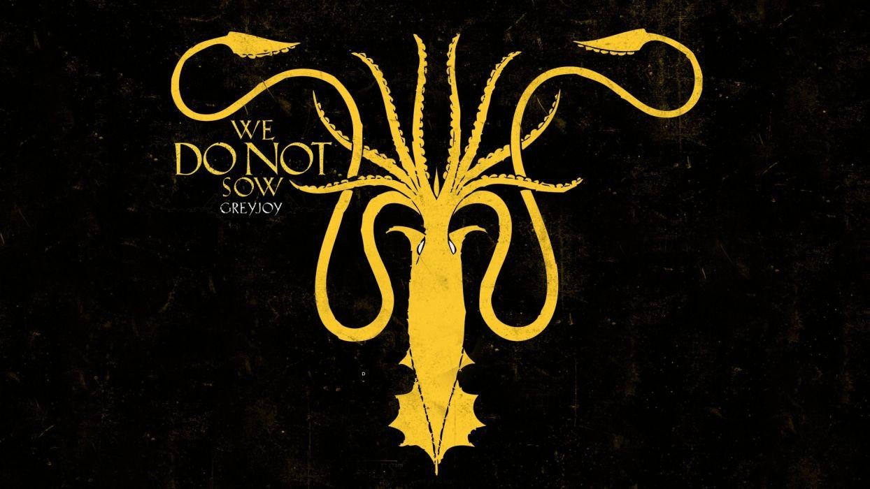 Squid Game Of Thrones House Greyjoy Wallpaper 1920x1080 183714