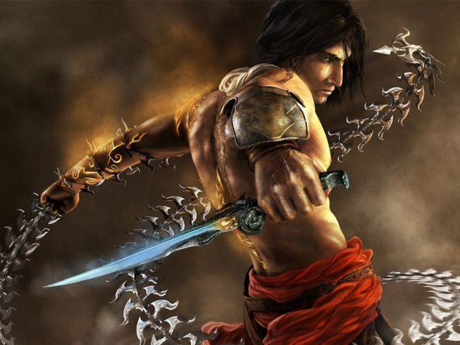 video games Prince of Persia Two Thrones wallpaper