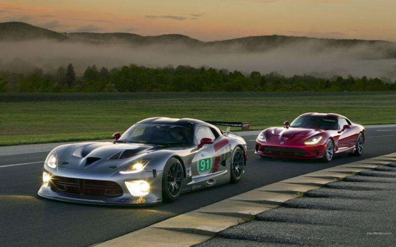 cars viper Dodge GTS wallpaper