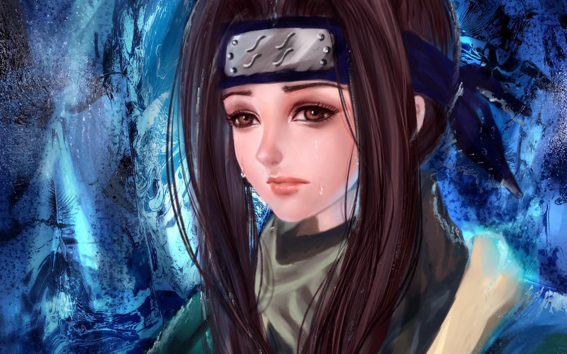 Long hair Naruto: Shippuden haku headbands anime boys ...