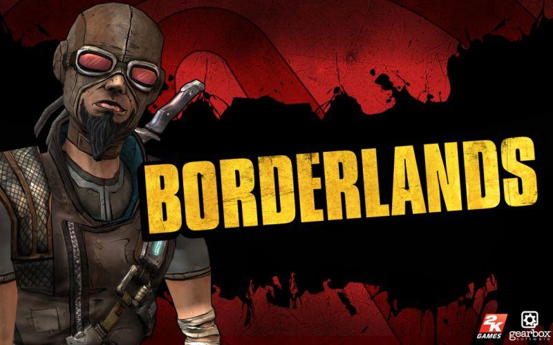 video games Borderlands Mordecai wallpaper