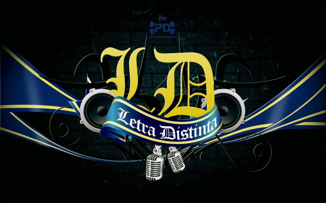 Hip Hop video logos rapper Perfeccion Digital Letra Distinta wallpaper