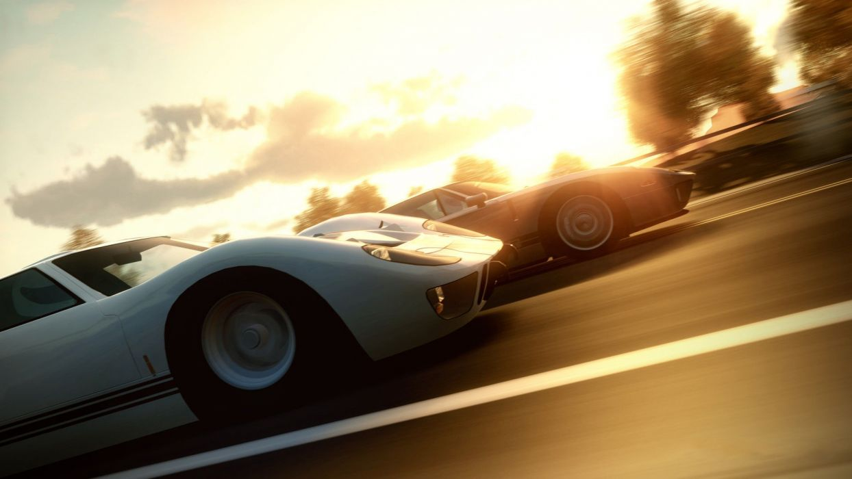 Video Games Cars Xbox  Ford Gt Ford Gt Forza Horizon Wallpaper