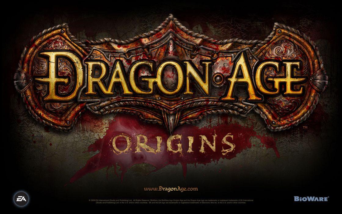 video games Dragon Age Dragon Age Origins wallpaper