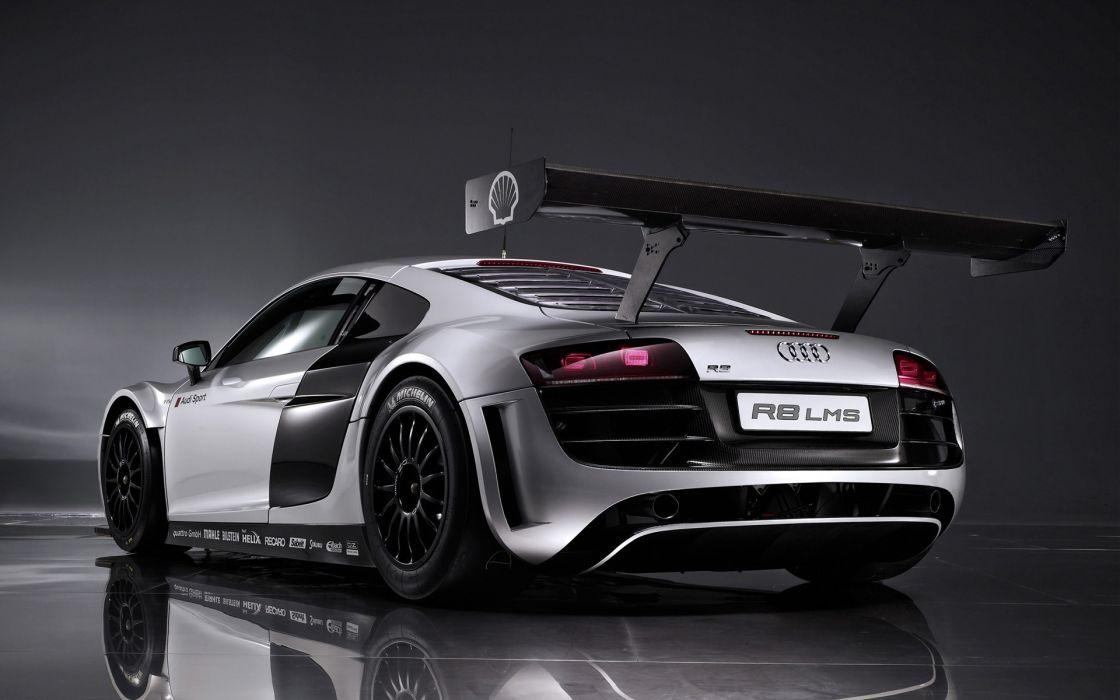 cars Le Mans Audi R8 Audi R8 LMS speed wallpaper