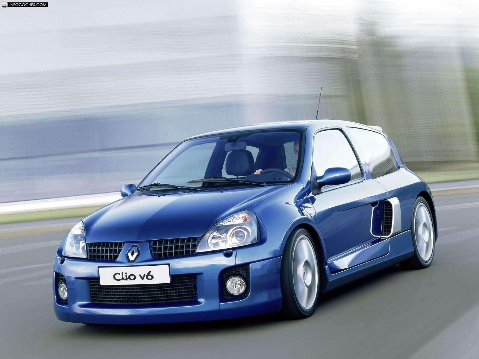 cars vehicles renault clio renault sports cars renault clio v6 wallpaper 1600x1200 184118. Black Bedroom Furniture Sets. Home Design Ideas