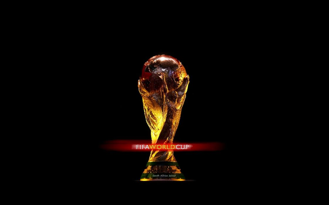 World Cup black background wallpaper