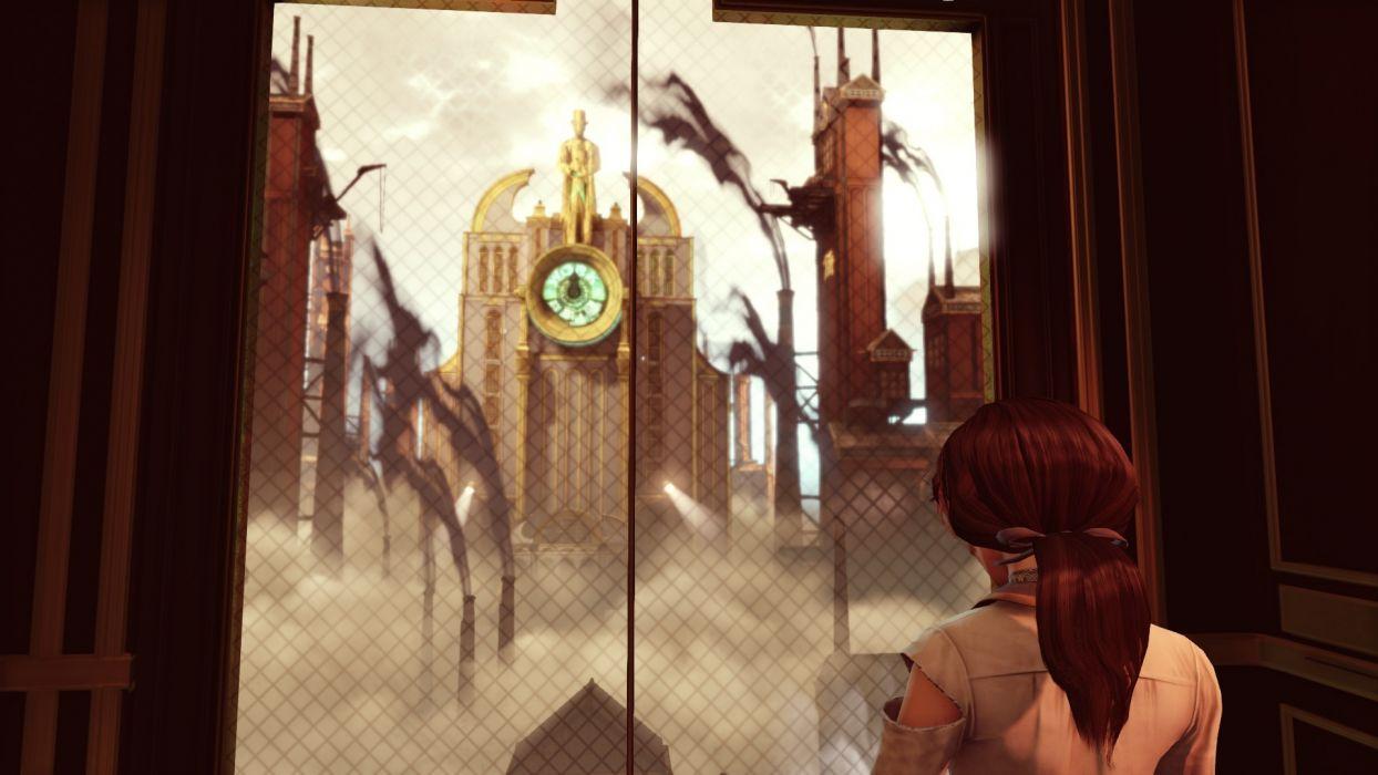 Bioshock Infinite Elizabeth Comstock wallpaper