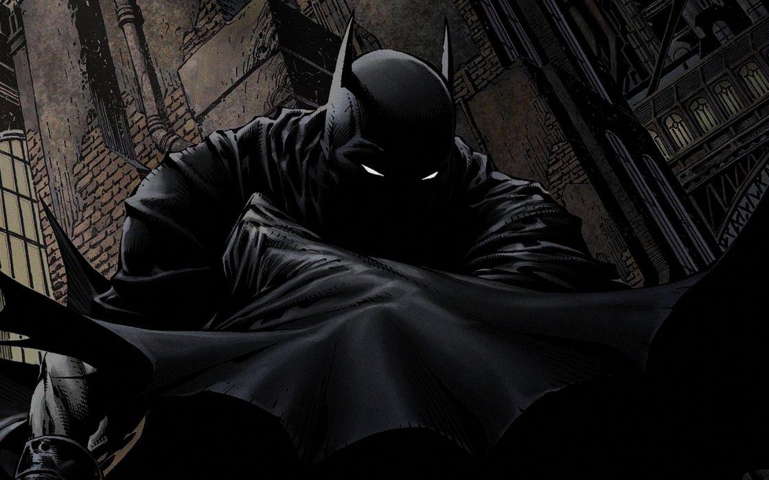 Batman black dark movies DC Comics comics wallpaper