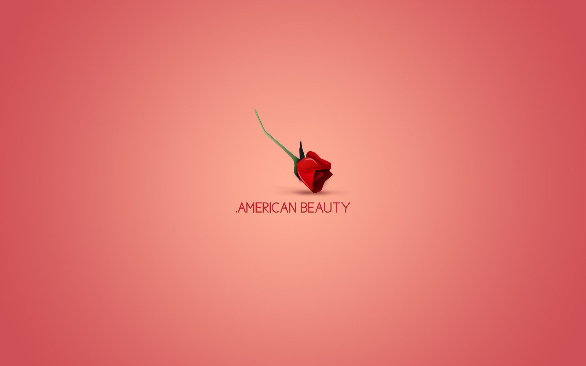 Minimalistic movies American Beauty wallpaper   1920x1200 ...