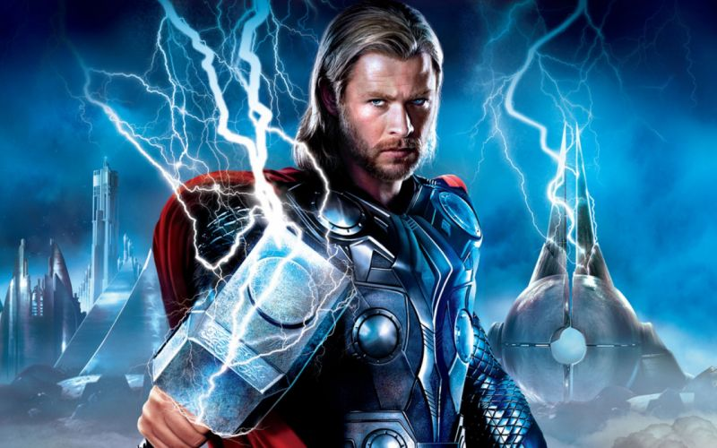 Chris Hemsworth Thor (movie) wallpaper