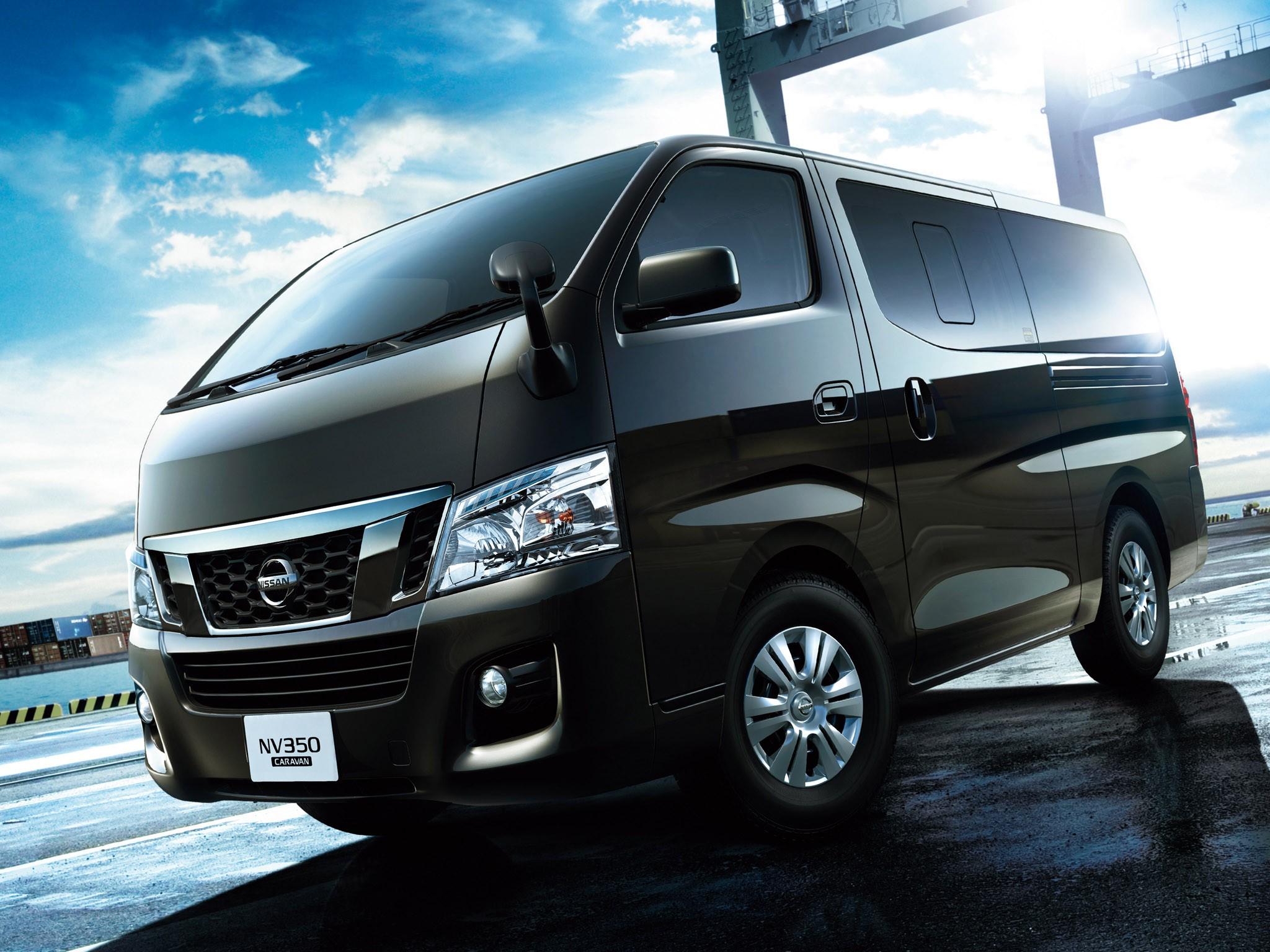 Cars Van Vehicle Nissan Nv350 Caravan Wallpaper