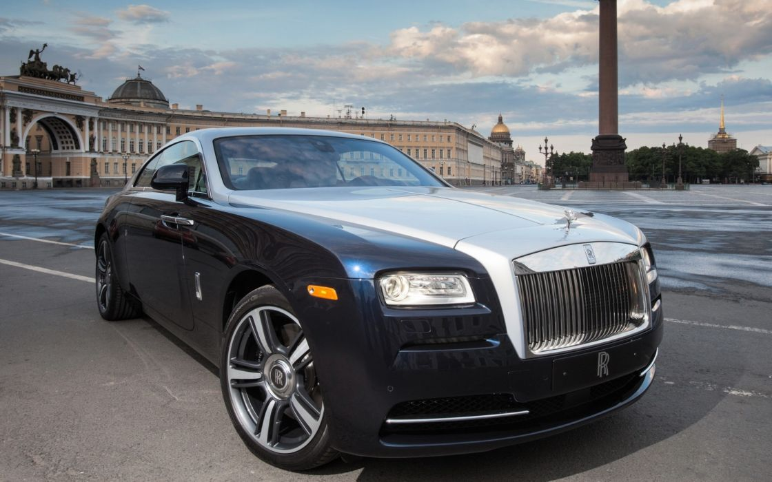 cars Rolls Royce Palace Square wallpaper