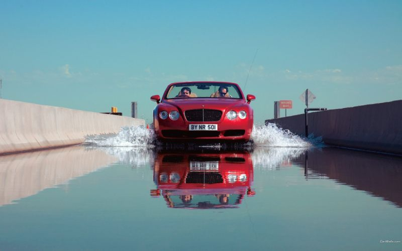 cars Bentley Bentley Continental wallpaper