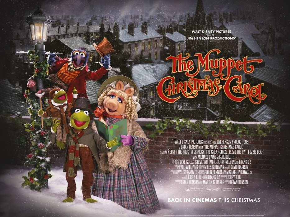 Muppet Christmas  f wallpaper