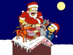Simpsons Christmas f_JPG wallpaper | 4800x2700 | 184455 ...