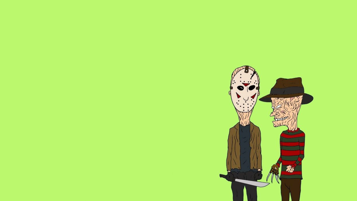 BEAVIS and BUTTHEAD     rs wallpaper