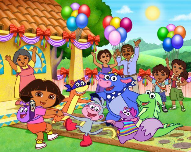 Dora the Explorer f wallpaper