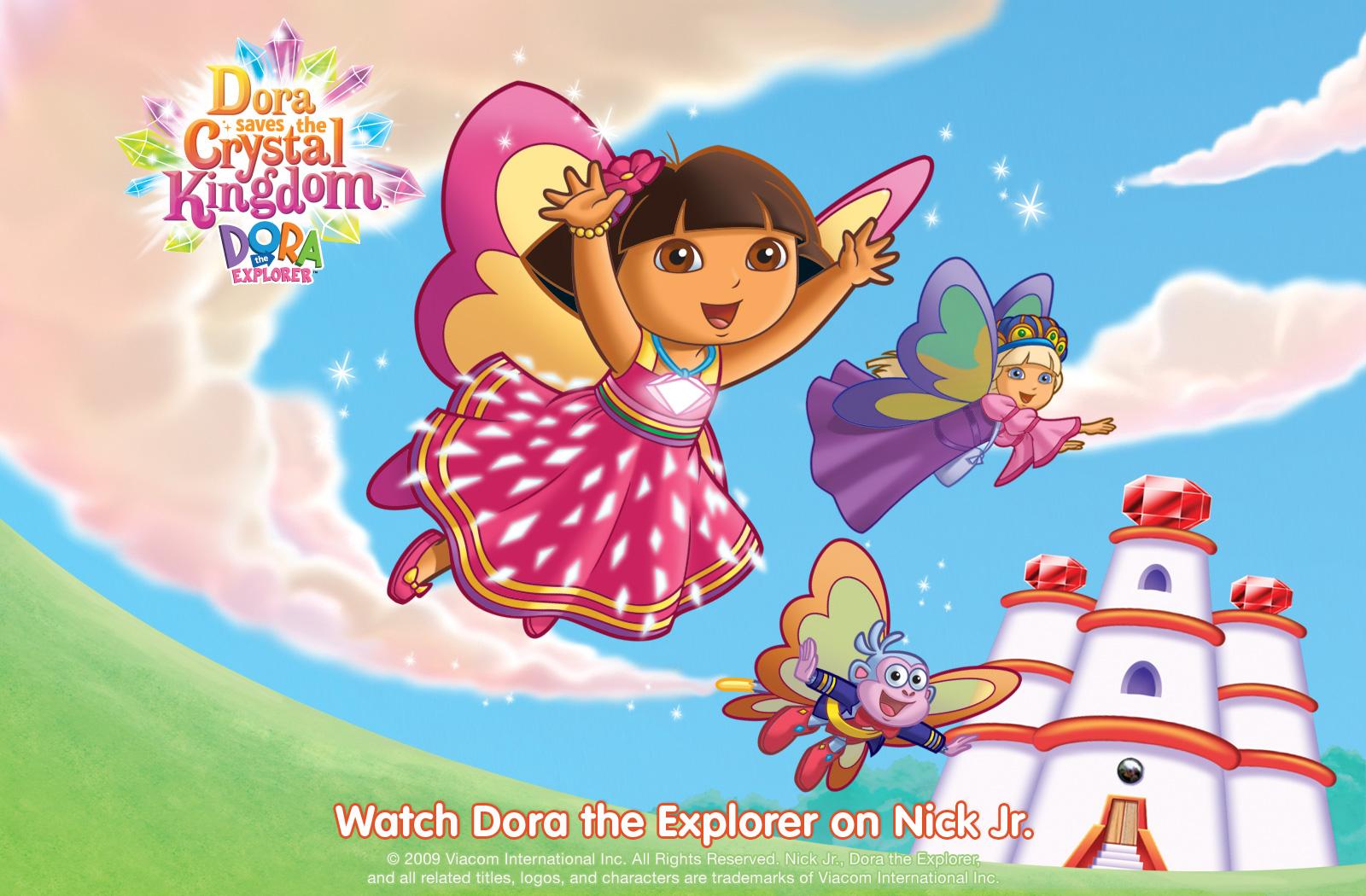 Dora the Explorer f wallpaper | 1600x1050 | 184635 ...