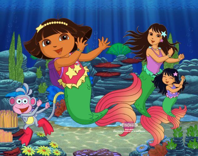 Dora the Explorer r wallpaper