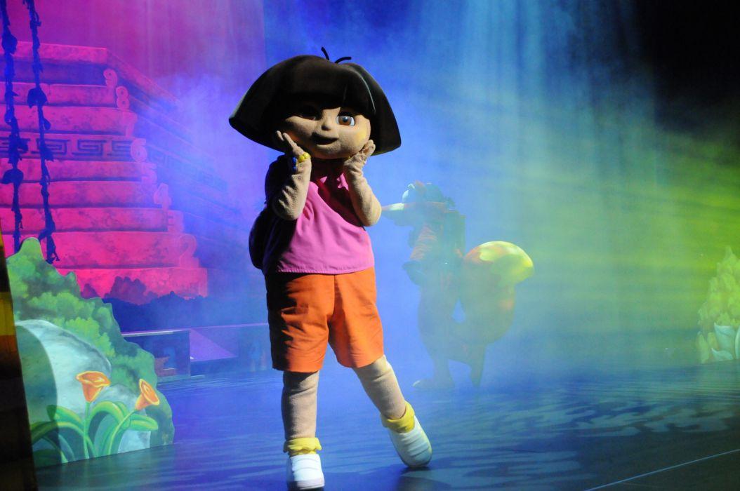 Dora the Explorer   u wallpaper
