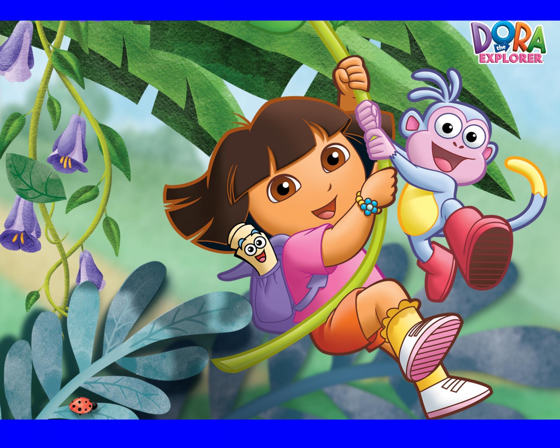 Dora The Explorer 3 Wallpaper 1920x1536 184649 Wallpaperup