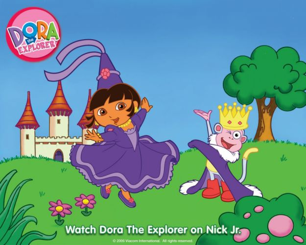 Dora the Explorer yu wallpaper