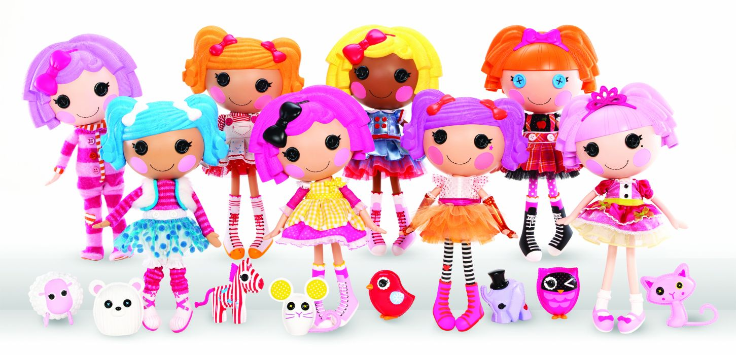 LALALOOPSY     ye wallpaper
