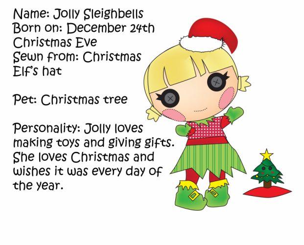 LALALOOPSY christmas r wallpaper