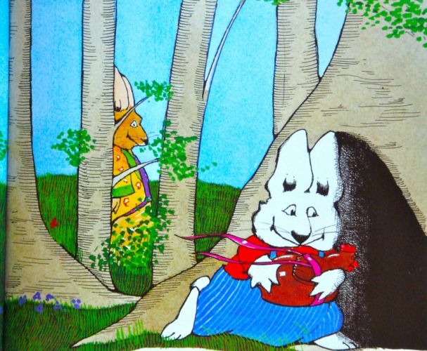 MAX and RUBY g wallpaper