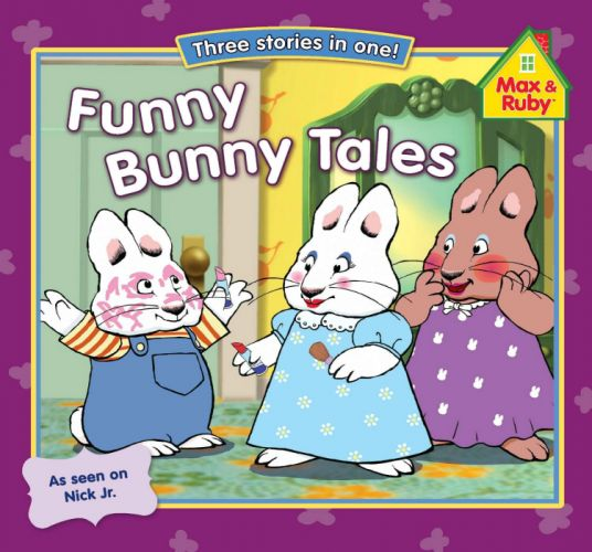 MAX and RUBY poster fw wallpaper