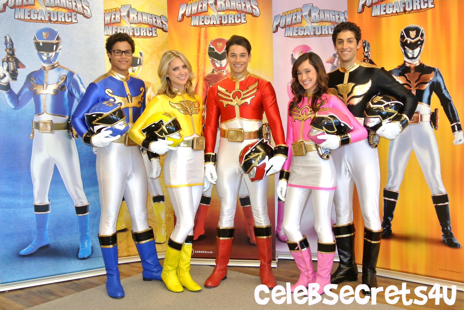 Power Rangers Megaforce Action Adventure Children Superhero