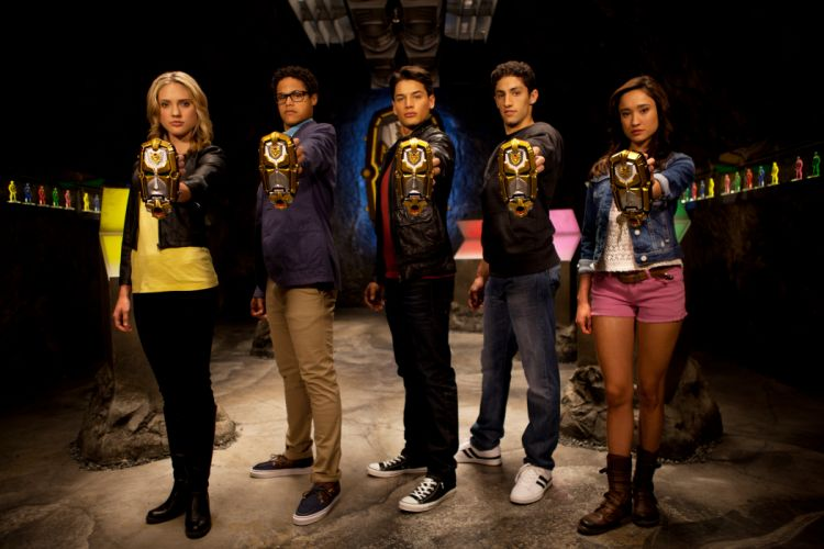 POWER RANGERS MEGAFORCE action adventure children superhero television f wallpaper