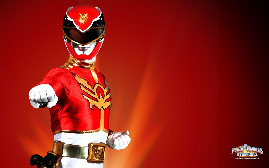 POWER RANGERS MEGAFORCE action adventure children superhero television    e wallpaper