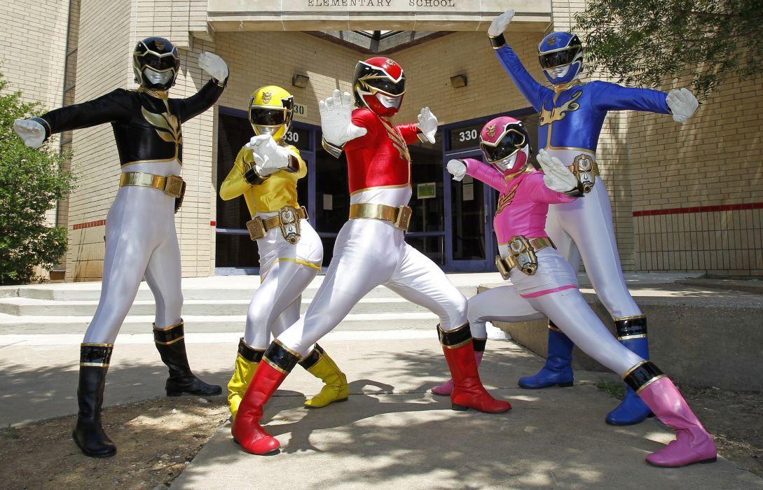POWER RANGERS MEGAFORCE action adventure children superhero television    tw wallpaper