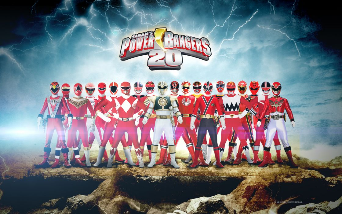 POWER RANGERS MEGAFORCE action adventure children superhero television   gd wallpaper