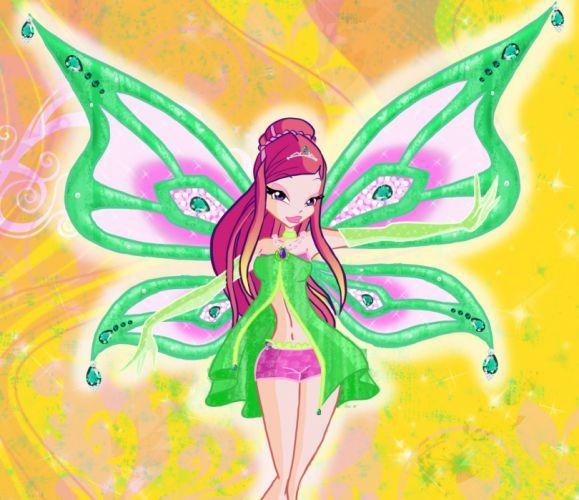 WINX CLUB fairy dd wallpaper