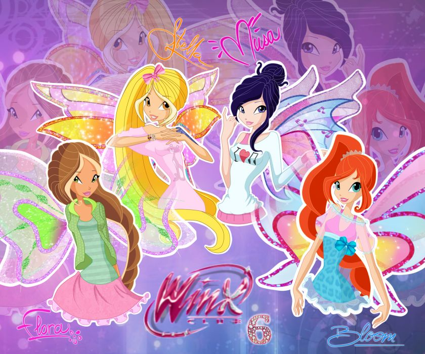 WINX CLUB fairy   dq wallpaper