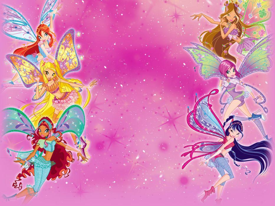 WINX CLUB fairy   e wallpaper