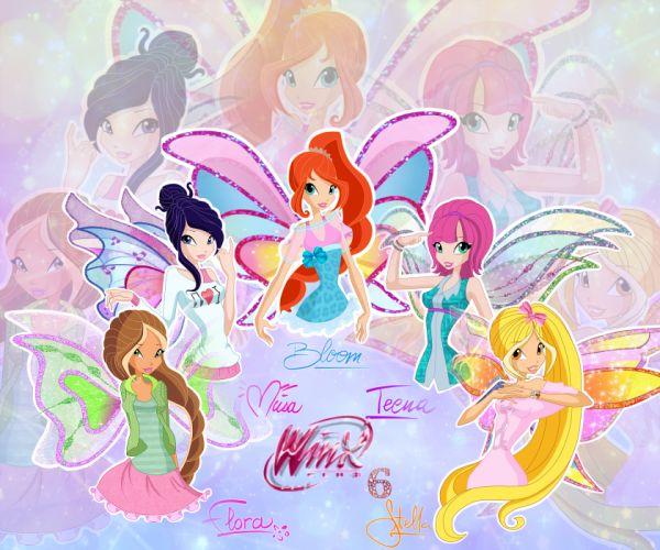 WINX CLUB fairy fq wallpaper